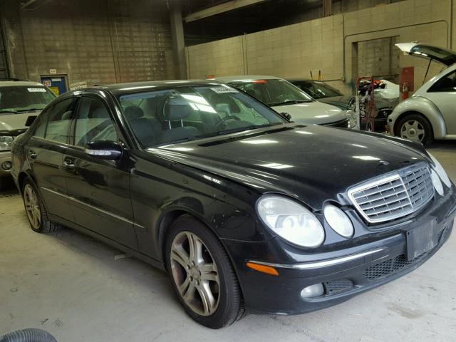 2006 MERCEDES-BENZ E 3.5L
