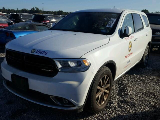 2017 Dodge Durango Ssv