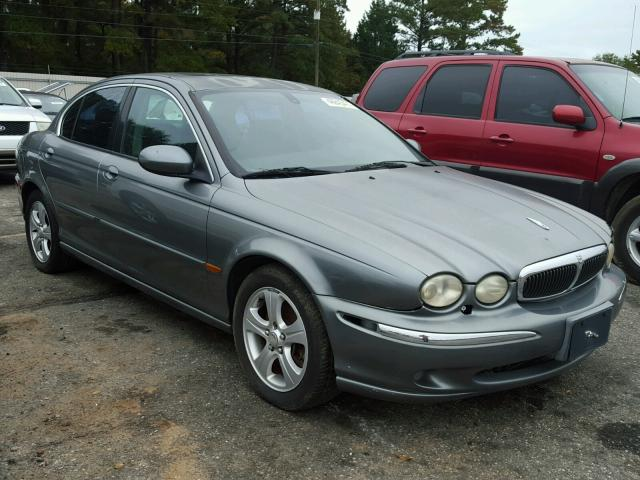 2002 JAGUAR X-TYPE 3.0 3.0L