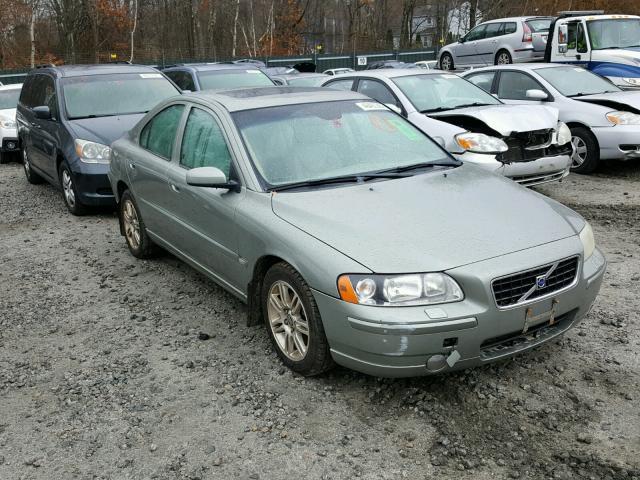 2006 VOLVO S60 2.5L