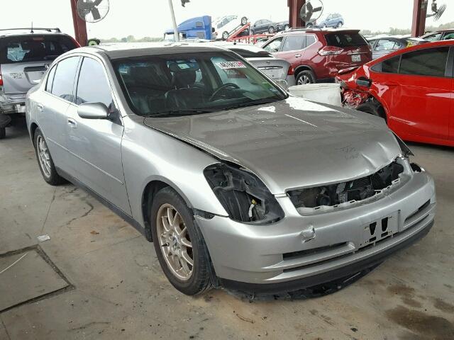 2003 INFINITI G35 3.5L