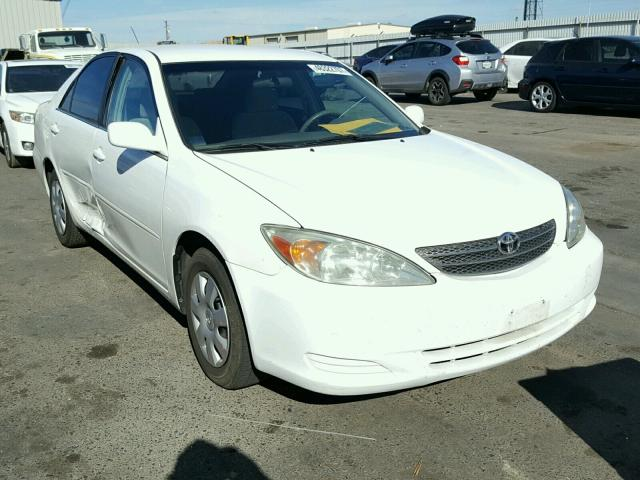 2004 TOYOTA CAMRY LE 2.4L