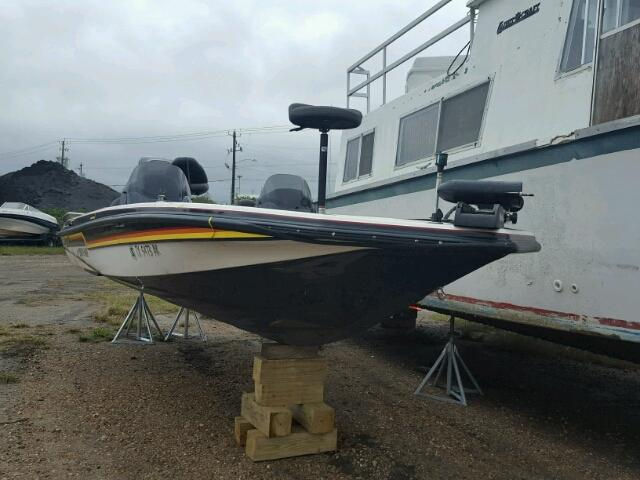 Salvage 2007 Champion BOAT for sale