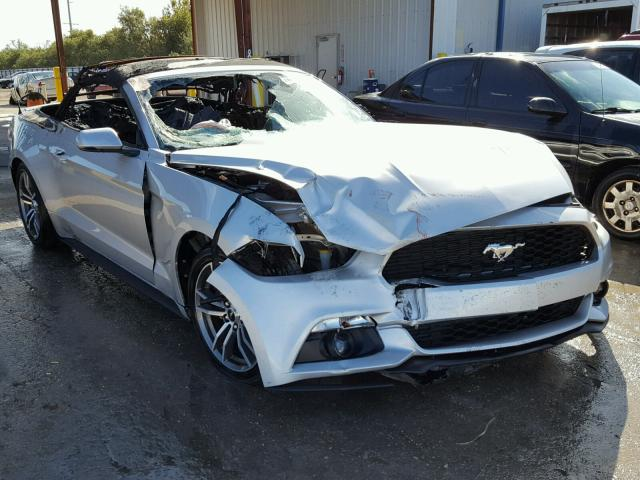 2016 FORD MUSTANG 2.3L