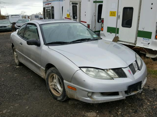 Auto Auction Ended On Vin 1g2jb12f137207776 2003 Pontiac Sunfire In