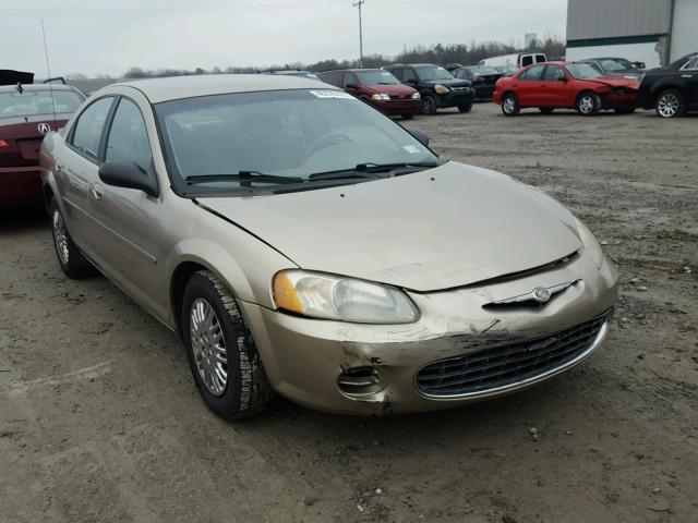 2002 CHRYSLER SEBRING 2.7L