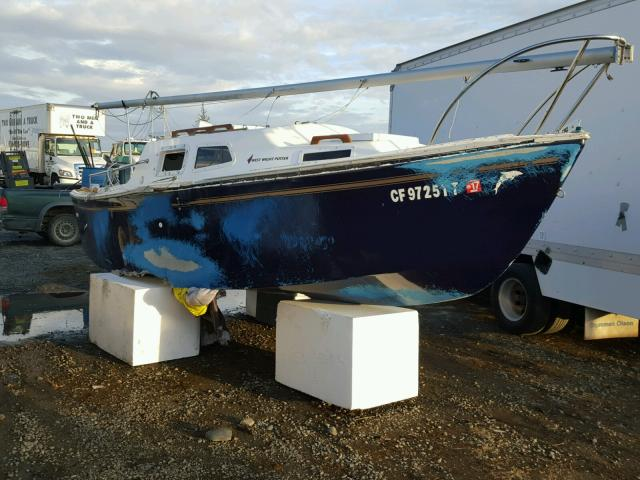Salvage 2008 Intr BOAT for sale