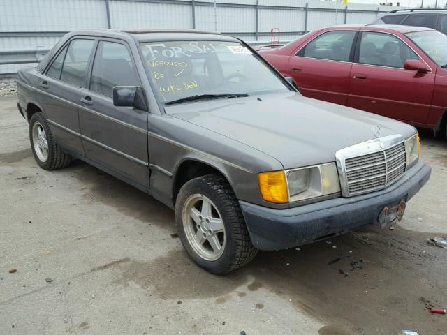 1984 MERCEDES-BENZ 190 E 2.3 2.3L