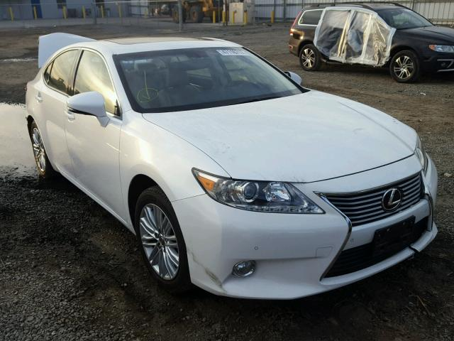 2014 lexus es 350 for sale ca san diego salvage cars copart usa. Black Bedroom Furniture Sets. Home Design Ideas