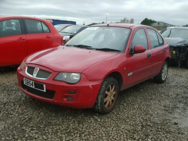 2004 Rover 25 Si 84 For Sale At Copart Uk Salvage Car Auctions