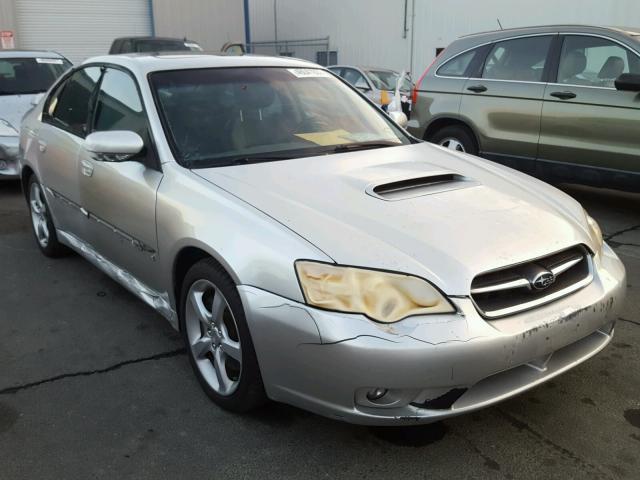 Auto Auction Ended On Vin 4s3bl676264200151 2006 Subaru Legacy Gt Rhautobidmaster: 2007 Subaru Legacy Gt Paint Code Location At Gmaili.net