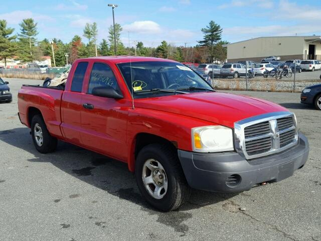 2005 DODGE DAKOTA 3.7L