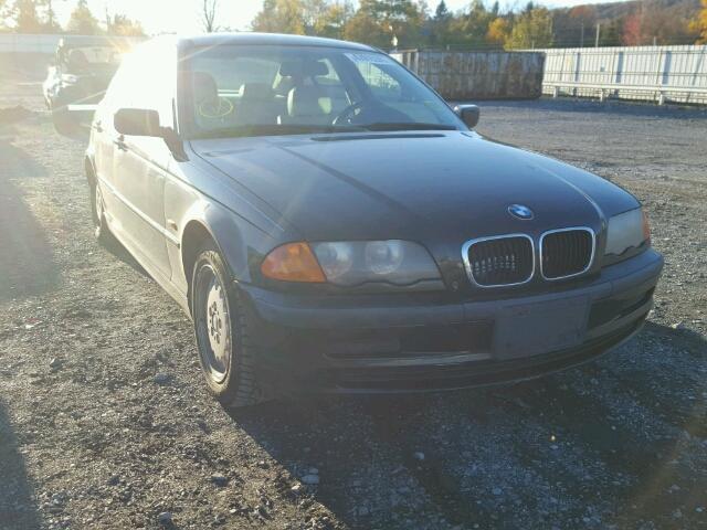 2000 BMW 323 2.5L