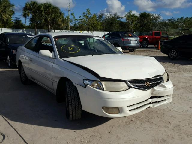 2001 TOYOTA CAMRY SOLA 2.2L