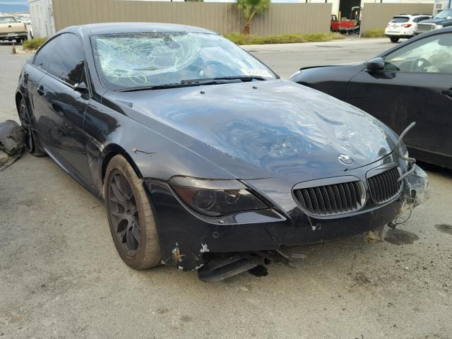 Auto Auction Ended On VIN WBSEHB BMW M In CA - 2006 bmw m6 sale