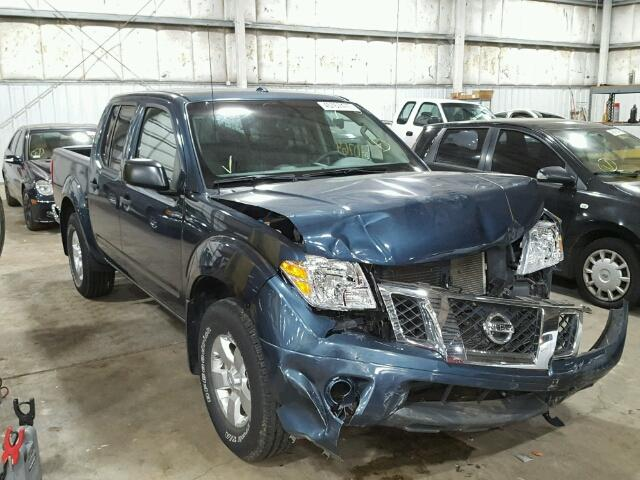 2013 NISSAN FRONTIER 4.0L
