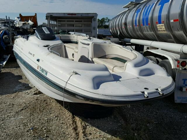 Salvage 1996 Chapparal BOAT for sale