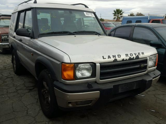 1999 LAND ROVER DISCOVERY 4.0L