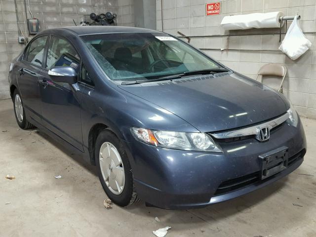 2007 HONDA CIVIC 1.3L