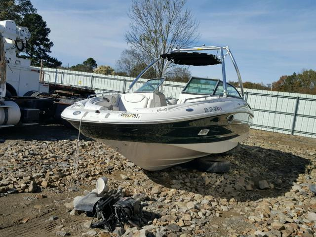 Copart Home Page >> JTC50094A303 | 2003 WHITE CROW BOAT on Sale in AR - LITTLE ROCK | Lot 46097487