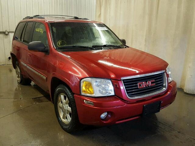 2002 GMC ENVOY 4.2L