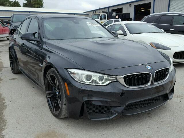 2015 BMW M3 3.0L