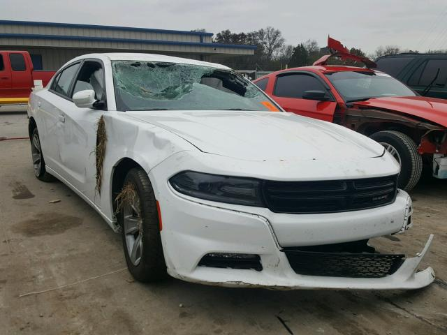 2016 DODGE CHARGER 3.6L