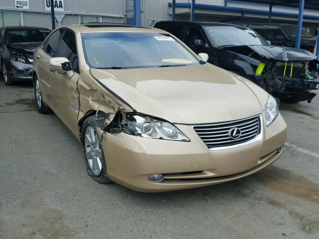 2008 LEXUS ES 350 3.5L