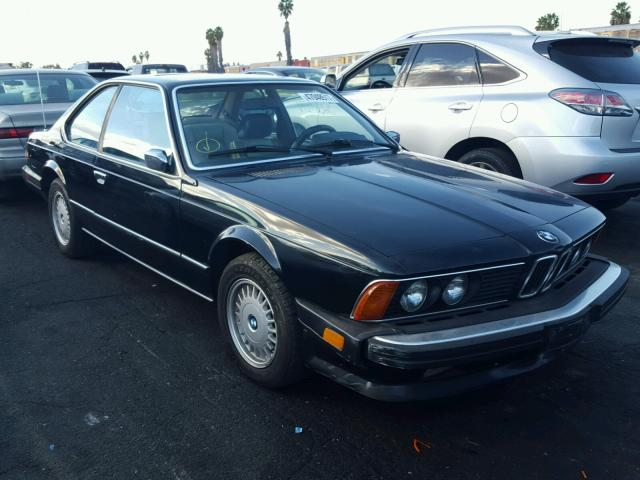 BMW CSI AUTOMATIC For Sale CA VAN NUYS Salvage Cars - 635 bmw