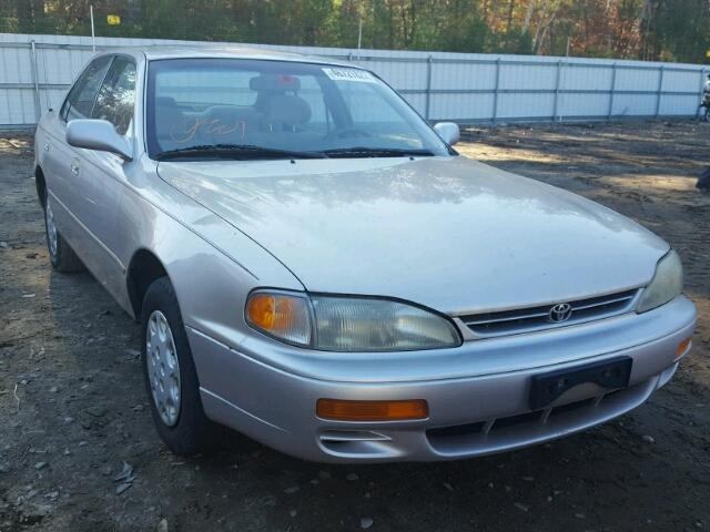 1996 toyota camry dx for sale nh candia salvage cars copart usa. Black Bedroom Furniture Sets. Home Design Ideas
