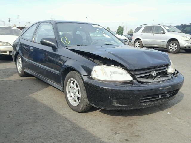 2000 HONDA CIVIC HX 1.6L