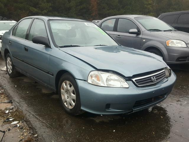 2000 HONDA CIVIC LX 1.6L