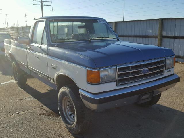 1989 FORD F250 7.5L