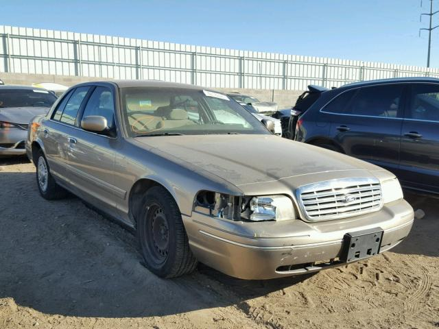2001 FORD CROWN VICT 4.6L