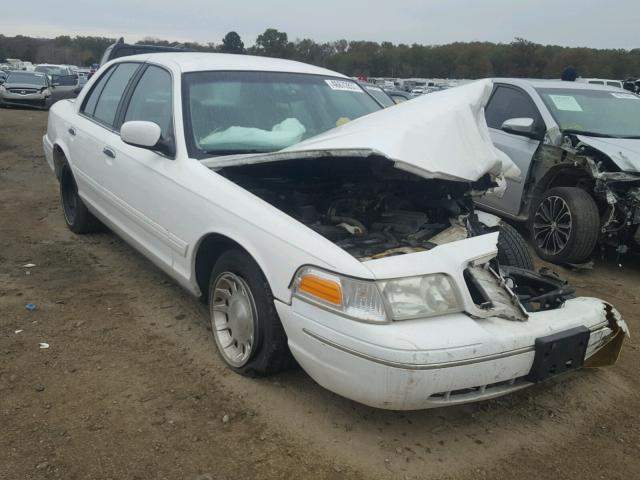 1998 FORD CROWN VICT 4.6L