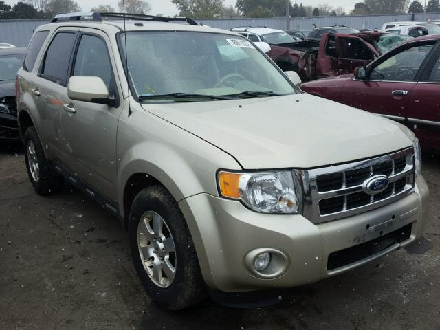 2012 FORD ESCAPE LIM 2.5L