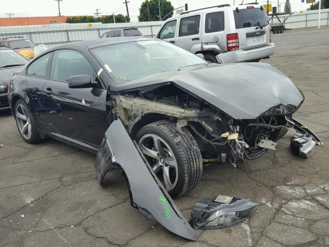 2008 BMW 650 4.8L