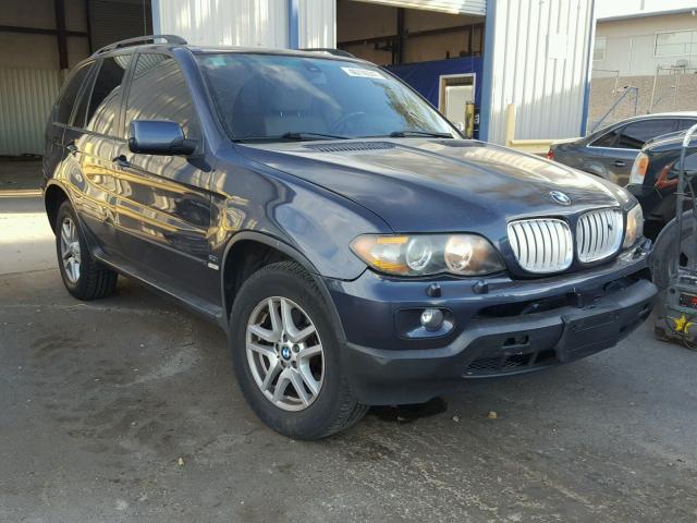 2005 BMW X5 3.0L