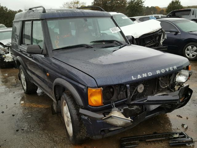2000 LAND ROVER DISCOVERY 4.0L