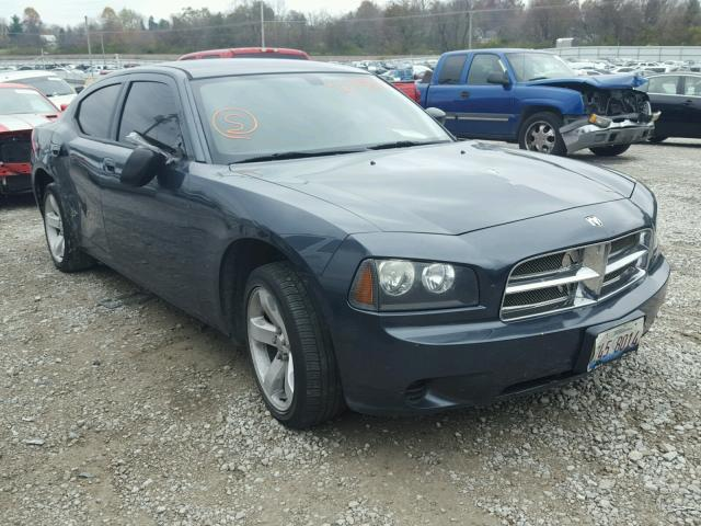 2007 DODGE CHARGER 3.5L