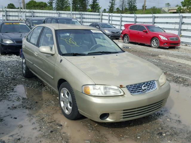 2003 NISSAN SENTRA XE 1.8L
