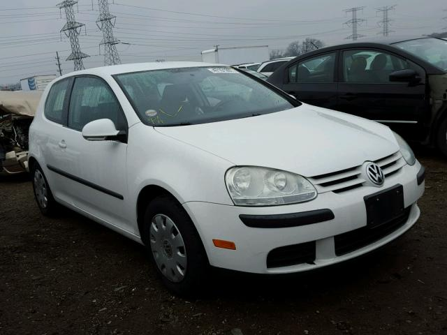 2009 VOLKSWAGEN RABBIT 2.5L