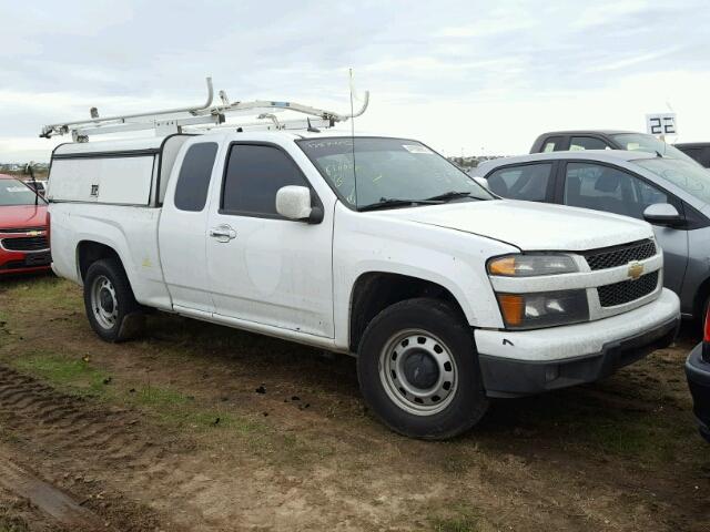 2012 CHEVROLET COLORADO 2.9L