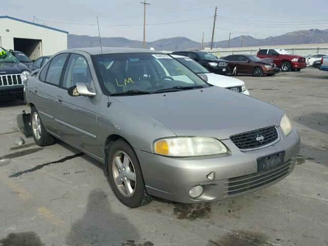 Auto Auction Ended on VIN: 3N1CB51D02L597200 2002 NISSAN SENTRA in