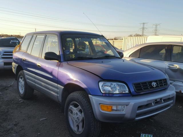 2000 TOYOTA RAV4 2.0L