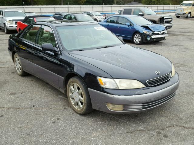 Auto Auction Ended On Vin Jt8bf28g2w5036609 1998 Lexus Es