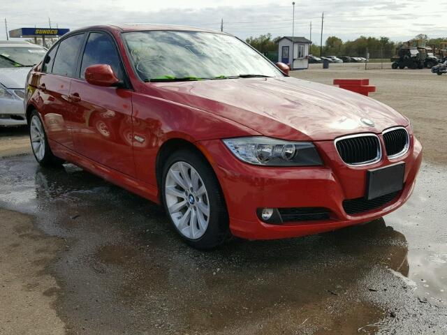 Auto Auction Ended On Vin Wbaph7c56be683204 2011 Bmw 328i