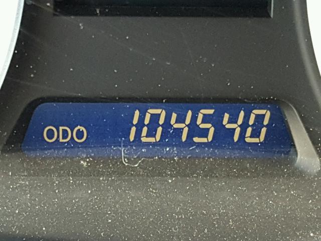 2008 LEXUS IS-F 5.0L