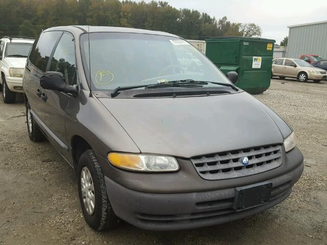 1997 PLYMOUTH VOYAGER 2.4L