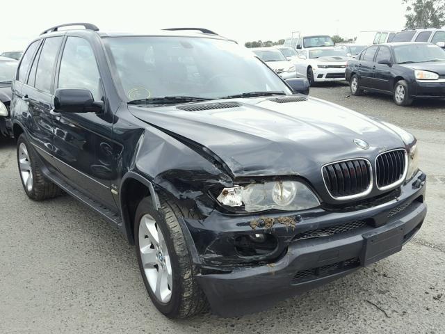 2006 BMW X5 4.4I 4.4L